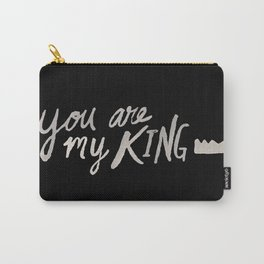 You Are My King II Carry-All Pouch
