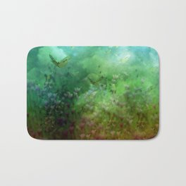 """The Enchanted Forest"" (Fairyland) Bath Mat"