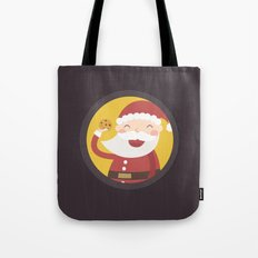 Day 24/25 Advent - Santa's Cookie Tote Bag