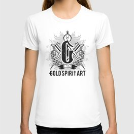 Gold Spirit Art T-shirt