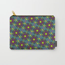 purple star Carry-All Pouch