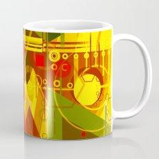 Golden city Mug