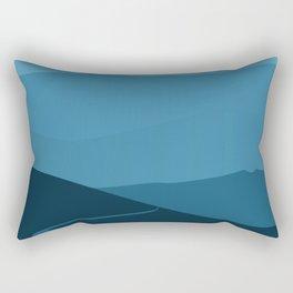 Blue Ridge Parkway Rectangular Pillow