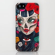 Mexican SK iPhone (5, 5s) Slim Case