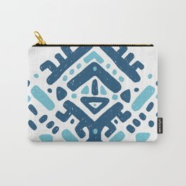 Aztec ornament Carry-All Pouch