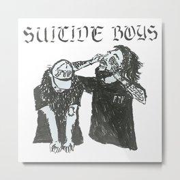 suicideboys Metal Print
