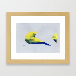 Huck II Framed Art Print