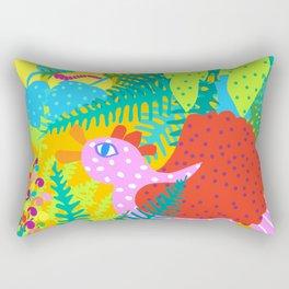Jungle Call Rectangular Pillow