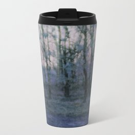 Unknown Land Metal Travel Mug