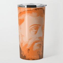 Saint Augustine Travel Mug
