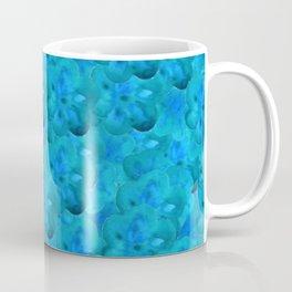 Blue in Bloom Coffee Mug