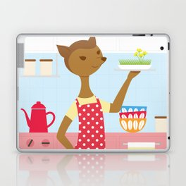 Deer In The Kitchen Laptop & iPad Skin