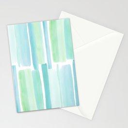 Beach Glass Stationery Cards
