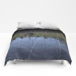 Reflecting Pool Comforters
