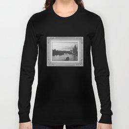 Moskva River Long Sleeve T-shirt