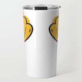 Shell Bra Travel Mug