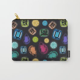 Gemstones Carry-All Pouch
