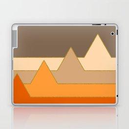 Orange Mountains #society6 #decor #buyart Laptop & iPad Skin