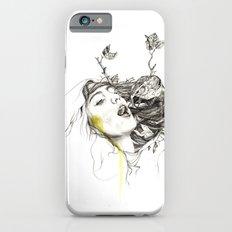Bird Feeding iPhone 6s Slim Case