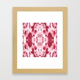crystalized Framed Art Print