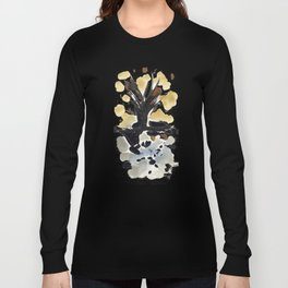 In Limbo - Sepia II Long Sleeve T-shirt