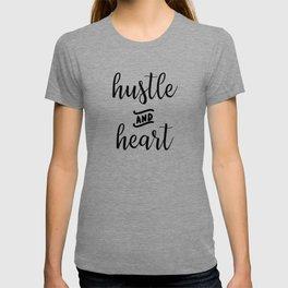 Hustle and Heart T-shirt