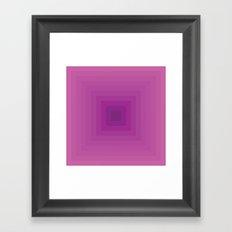 Colour Field v.1 Framed Art Print