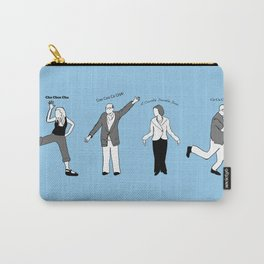 Chicken Dance The Night Alway  Carry-All Pouch