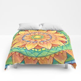 Sunflower Comforters