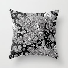OTHER LIVING THINGS Throw Pillow