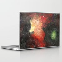 cosmic Laptop & iPad Skins featuring Cosmic by Bleriot
