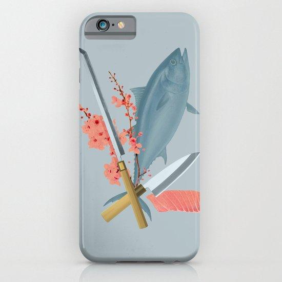sushi chef iPhone & iPod Case