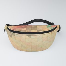 Coral Reef Abstract Fanny Pack