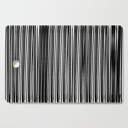 Black Ink | Japanese Atmospheres Cutting Board