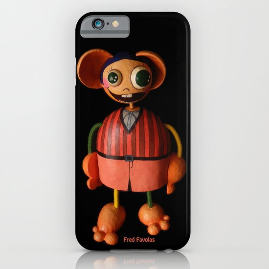 Fred Favolas iPhone & iPod Case