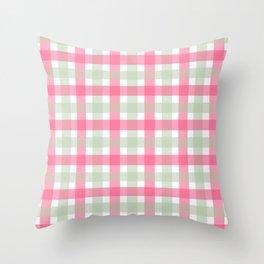Rosanna Gingham Throw Pillow