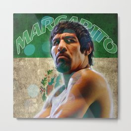 Margarito #1 Metal Print