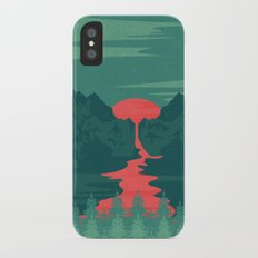 The Red River Slim Case iPhone X
