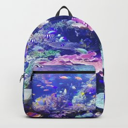 School Of Fish Backpack