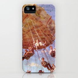 Swingin' By iPhone Case