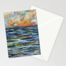 Sea of Ballads Stationery Cards