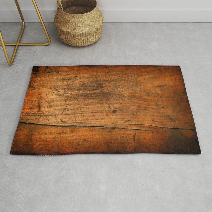 Wood Texture 340 Rug