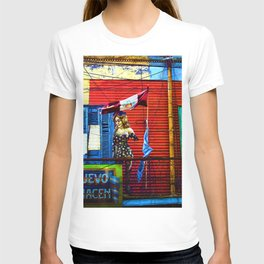 The Warehouse, La Boca, Buenos Aires T-shirt