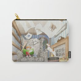 Nana's Sketchbook Carry-All Pouch