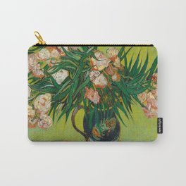 Vincent Van Gogh Oleanders (1888) Carry-All Pouch