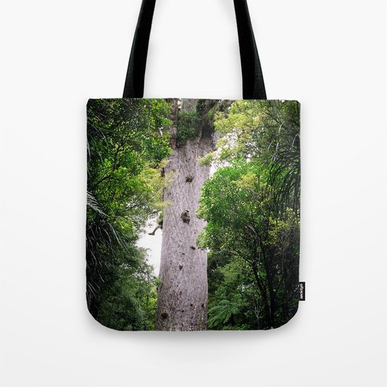The World's Oldest Wood, Ancient Kauri Tote Bag
