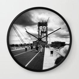 New Bridge Wall Clock