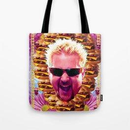 guy fieri's dank frootie glaze Tote Bag