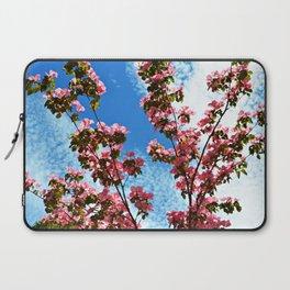 Sky/Flowers Laptop Sleeve
