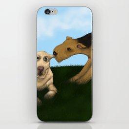 BFF iPhone Skin